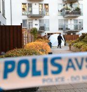 Polisens utredningsarbete/Einár TT