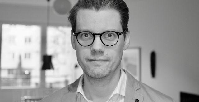 Pontus Thureson, vd för LLB, branschorganisation för upplevelseteknik.