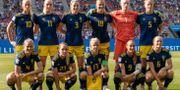 Startelvan i kvartsfinalen mot Tyskland. SIMON HASTEGÅRD / BILDBYRÅN