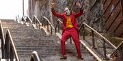 Joaquin Phoneix som Joker. Niko Tavernise / TT NYHETSBYRÅN