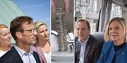 Alliansen och S bör agera kring de skatter där de redan är överens, menar Företagarnas Günther Mårder och Patrick Krassén. TT
