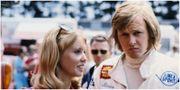 Ronnie och Barbro Peterson 1971. TT