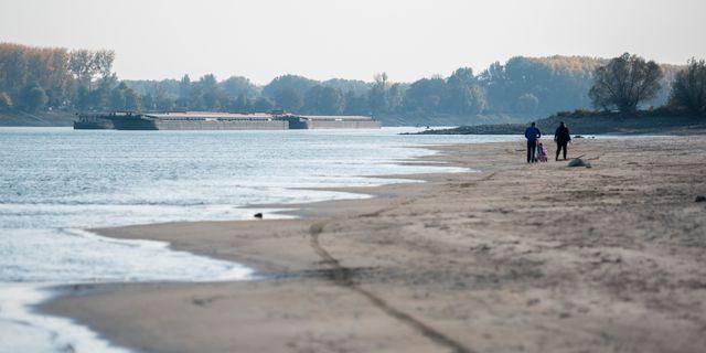 Donau i Ungern. Tamas Soki / TT NYHETSBYRÅN