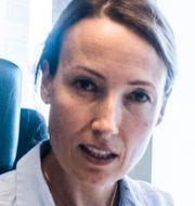 Arkivbilder: Läkarförbundets Heidi Stensmyren, Vårdförbundets Sineva Ribeiro. TT