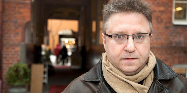 Fredrik Sieradzki. Stig-Åke Jönsson / TT / TT NYHETSBYRÅN