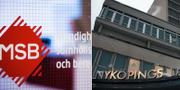 MSB ser allvarligt på det stora strömavbrottet på Nyköpings lasarett under lördagen. MSB/TT.