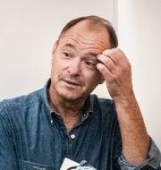Danmarks Yussuf Poulsen är en av de spelare som påverkas. Olsen.  TT