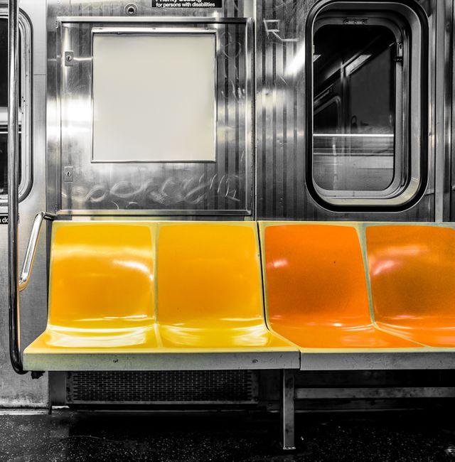 New York Subway  Shutterstock