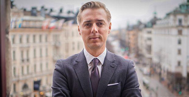 Daniel Aarenstrup, vd på Savr.