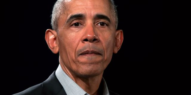 Barack Obama. Michael Sohn / TT NYHETSBYRÅN