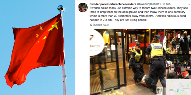 15 saknas efter huskollaps i kina