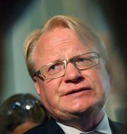 Peter Hultqvist (S) Stina Stjernkvist/TT / TT NYHETSBYRÅN
