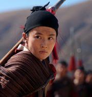 """Yifei Liu i Disneys storfilm """"Mulan"""". Illustrationsbild. Jasin Boland / TT NYHETSBYRÅN"""