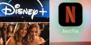 """Jennifer Aniston och Reese Witherspoon medverkar i  Apple TV+ storsatsning """"The Morning Show"""".  TT"""
