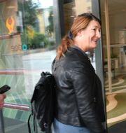 O:s ordförande Susanna Gideonsson Fredrik Sandberg/TT / TT NYHETSBYRÅN