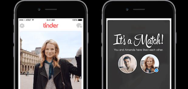 Ny dating app bättre än Tinder