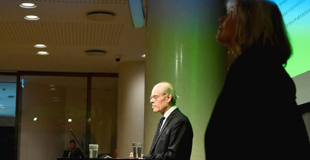 Riksbankens chef Stefan Ingves Ali Lorestani/TT / TT NYHETSBYRÅN