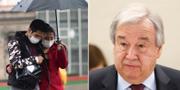 Par i Bolivia/Antnóio Guterres. TT