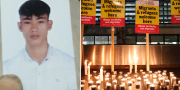 Nguyen Dinh Luong befaras vara ett av offren i lastbilen.  TT/AP