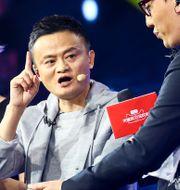 Jack Ma.  TT / NTB Scanpix