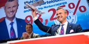 Norbert Hofer. JOE KLAMAR / AFP