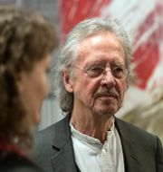 Peter Handke. Arkivbild. Daniel Maurer / picture-alliance/dpa/AP Images