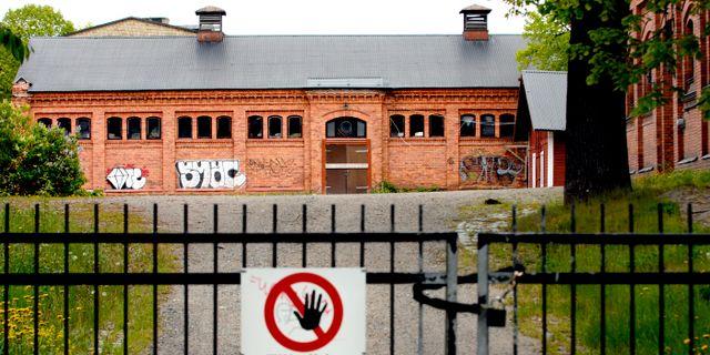 Swartlings ridskola på Valhallavägen i Stockholm. Tomas Oneborg   SvD   TT.  Ridskolemordet 8b72715282987