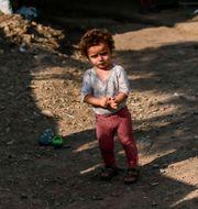 Arkivbild från Moria ARIS MESSINIS / AFP