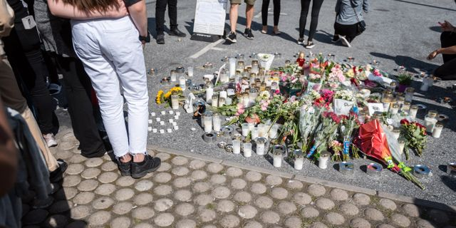 En 12-åring sköts till döds i Botkyrka den 2 augusti. Stina Stjernkvist/TT / TT NYHETSBYRÅN