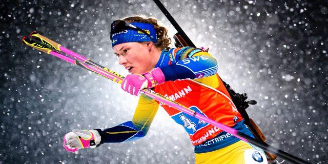 Hanna Öberg JOHANNA LUNDBERG / BILDBYRÅN
