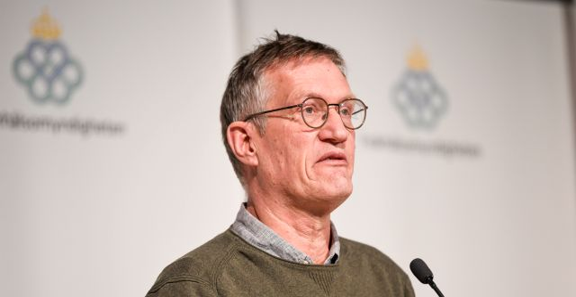 Anders Tegnell.  Fredrik Sandberg/TT / TT NYHETSBYRÅN