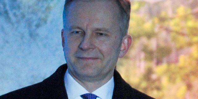 Finlands s ledare i i bankskandal