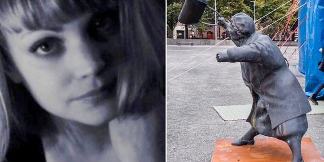 "Lisa Magnusson/Susanna Arwins staty ""Tantfullness"" TT"
