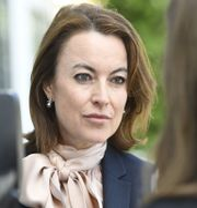 Advokat Hanna Lindblom. Henrik Montgomery/TT / TT NYHETSBYRÅN