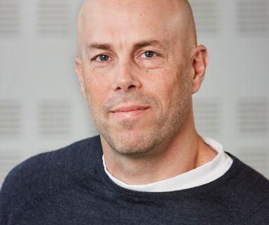 Patrik Öhberg. Foto: Anna von Brömssen