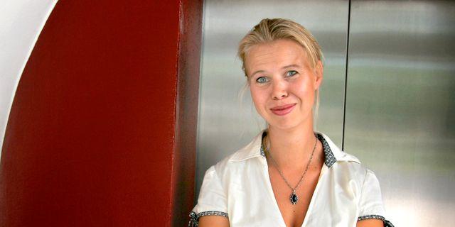 Anne Lagercrantz.  PATRICK SÖRQUIST / TT / TT NYHETSBYRÅN