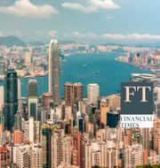 Hong kong Shutterstock