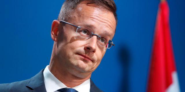 Perssons tunga beslut utse ny utrikesminister