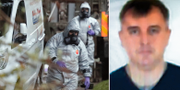 Expert arbetar i Salisbury/Denis Sergeev TT/Bellingcat