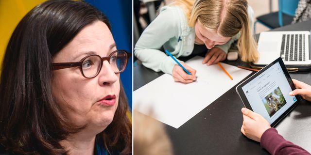 Anna Ekström/illustrationsbild.  TT