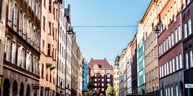 Sigtunagatan i Stockholm. Illustrationsbild.  Tomas Oneborg/SvD/TT / TT NYHETSBYRÅN