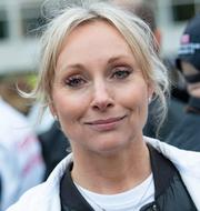Jessica Stegrud och Martin Kinnunen TT