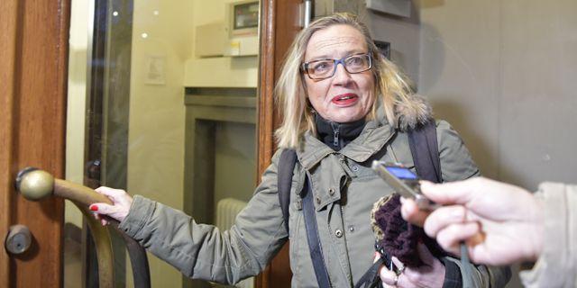 Karin Rågsjö.  Jessica Gow/TT / TT NYHETSBYRÅN