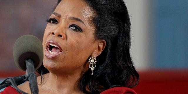 Oprah Winfrey Elise Amendola / AP