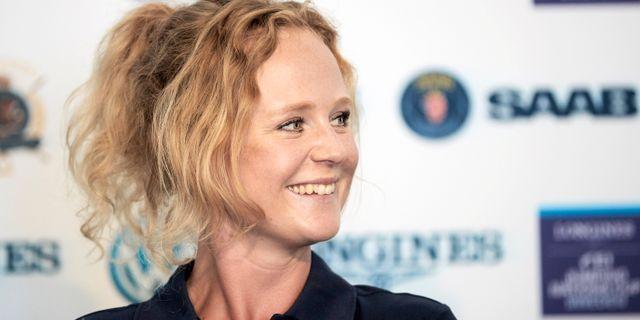Juliette Ramel . Andreas Hillergren / TT NYHETSBYRÅN