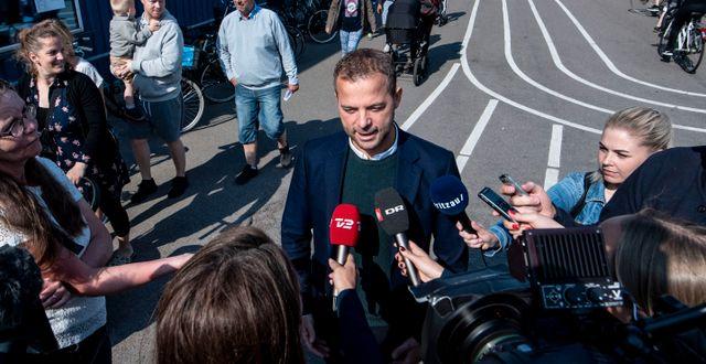 Morten Østergaard/Arkivbild. Johan Nilsson/TT / TT NYHETSBYRÅN