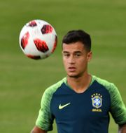 Philippe Coutinho. SAEED KHAN / AFP