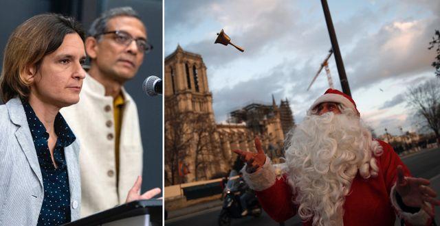 Nobelpristagarnas Forslag Stang Ner Frankrike I Advent Hall Oppet I Jul