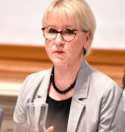 Margot Wallström (S) Naina Helén Jåma/TT / TT NYHETSBYRÅN