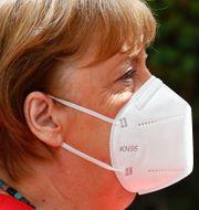 Angela Merkel. Arkivbild. Francois Lenoir / TT NYHETSBYRÅN